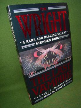 Book cover ofThe Last Vampire