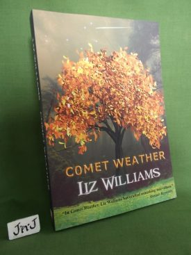 Book cover ofComet Weather TPB
