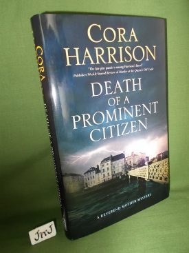 Book cover ofDeath of a Prominent Citizen