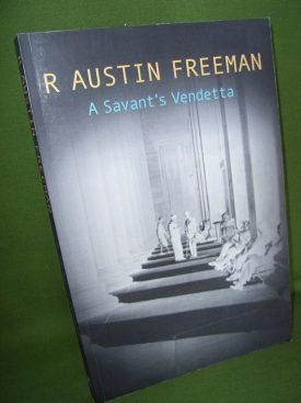 Book cover ofA Savants Vendetta