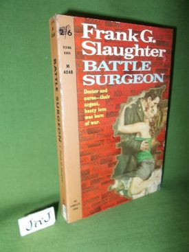 Book cover ofBattle Surgeon