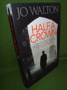 Book cover ofHalf a Crown