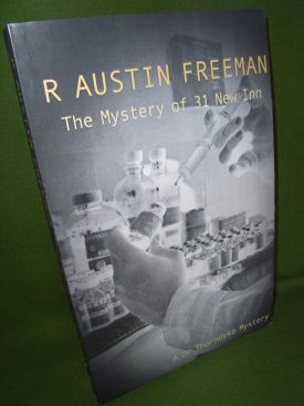 Book cover ofThe Mystery of 31 New Inn