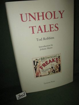Book cover ofUnholy Tales