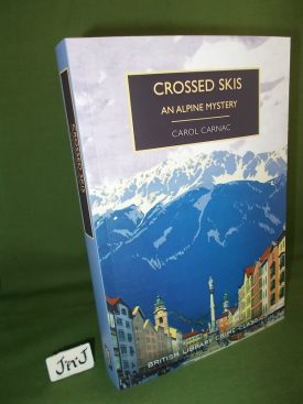 Book cover ofCrossed Skis