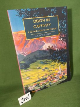 Book cover ofDeath in Captivity