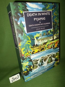 Book cover ofDeath in White Pyjamas