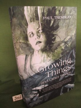 Book cover ofGrowing Things