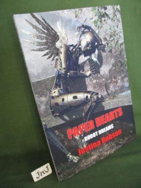 Book cover ofPaper Hearts PB
