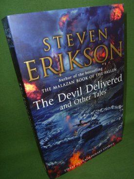 Book cover ofThe Devil Delivered
