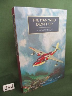 Book cover ofThe Man Who Didnt Fly