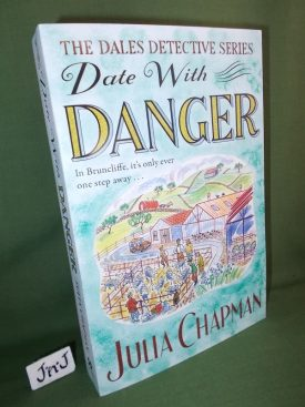 Book cover ofDate with Danger
