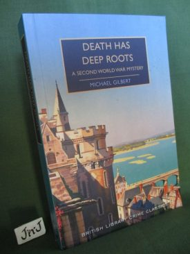 Book cover ofDeath Has Deep Roots