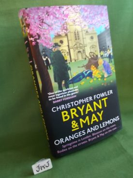 Book cover ofOranges and Lemons