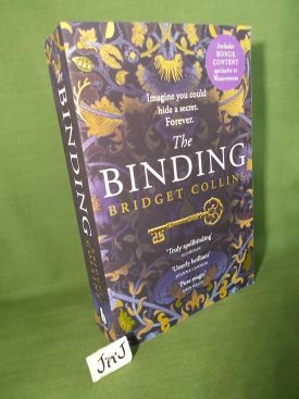 Book cover ofThe Binding