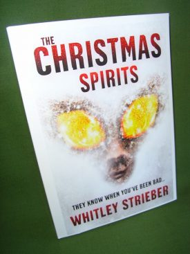 Book cover ofThe Christmas Spirits