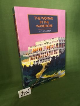 Book cover ofThe Woman in the Wardrobe
