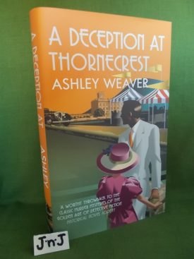 Book cover ofA Deception at Thorncrest