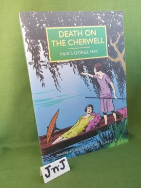 Book cover ofDeath on the Cherwell