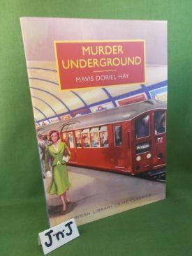 Book cover ofMurder Underground