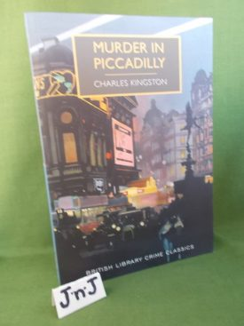 Book cover ofMurder in Piccadilly