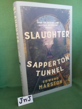 Book cover ofSlaughter in the Sapperton Tunnel