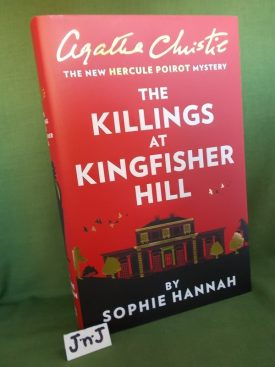 Book cover ofThe Killings at Kingfisher Hill