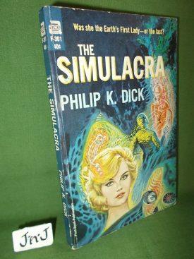 Book cover ofThe Simulacra
