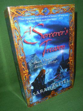 Book cover ofA Sorcerers Treason