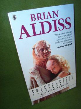 Book cover ofFrankenstein Unbound