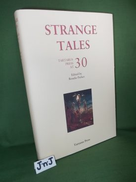 Book cover ofStrange Tales at 30