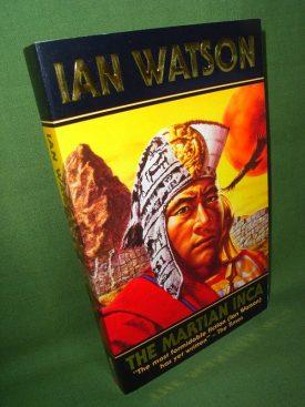 Book cover ofThe Martian Inca