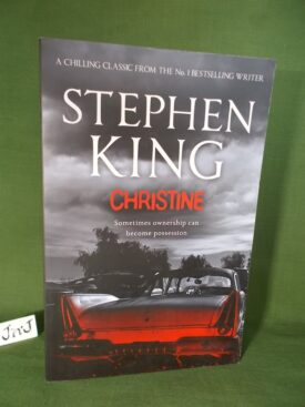Book cover ofChristine