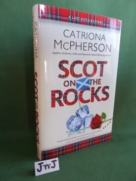 Book cover ofScot on the Rocks