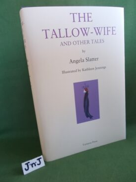 Book cover ofThe Tallow Wife