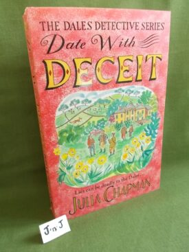Book cover ofDate with Deceit