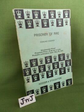 Book cover ofPrisoner of Fire