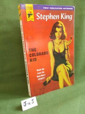 Book cover ofThe Colorado Kid
