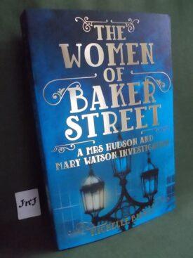 Book cover ofWomen of Baker Street