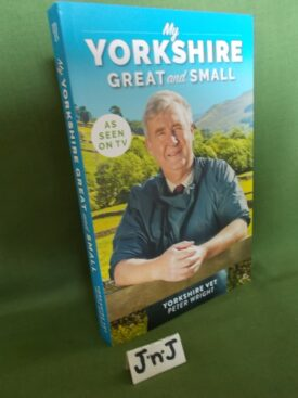 Book cover ofMy Yorkshire