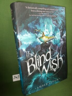 Book cover ofThe Blind Wish