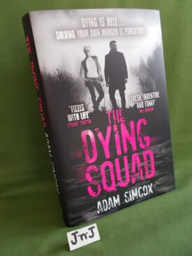 Book cover ofThe Dying Squad