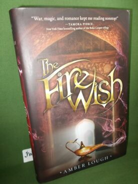 Book cover ofThe Fire Wish