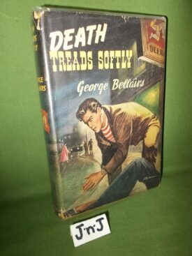 Book cover ofDeath Treads Softly 1