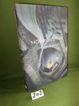 Book cover ofHorrorstor 1